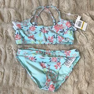Gorgeous Lucky Brand girls Bikini 8/10